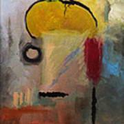 Mohawk Man Poster by Snake Jagger