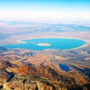 Mono Lake - Planet Earth Poster