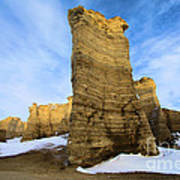 Monument Rocks Poster