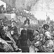 Mormon Service, 1871 Poster