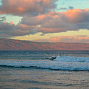 Morning In Maui Poster