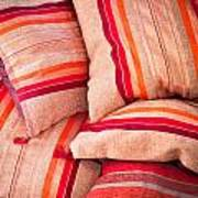 Moroccan Cushions Poster