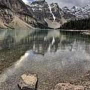 Morraine Lake Alberta Poster