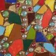 Mosaic Art 1 Poster