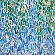Mosaic Pattern Poster
