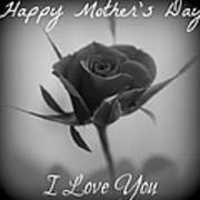 Mothers Day Love Poster