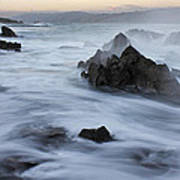 Motion Ocean Poster