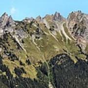 Mount Baker National Forest Poster