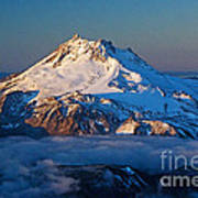 Mount Jefferson Poster