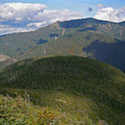 Mount Lafayette From The Kinsman Trail Poster