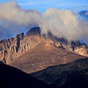 Mountain Sky Poster