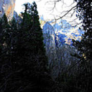 Mountains Of Yosemite . 7d6214 Poster