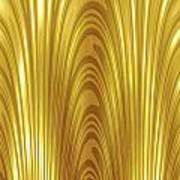 Moveonart Goldlight Poster