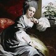 Mrs Clark Gayton Poster by John Singleton Copley