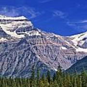 Mt. Robson, British Columbia Poster