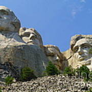 Mt Rushmore Poster