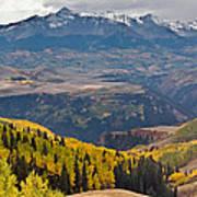 Mt. Wilson Poster