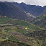 Mucuchies, Merida, Venezuela, Andes Poster