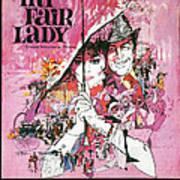 My Fair Lady Poster by Georgia Fowler