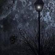 My Light Will Wait Poster