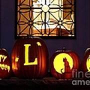 My Pumpkins Poster
