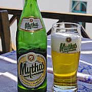 Mythos Beer Poster