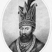 Nadir Shah (1688-1747) Poster