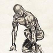 Naked Man Poster