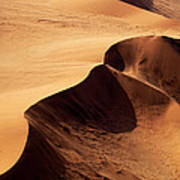 Namibia Aerial Vi Poster