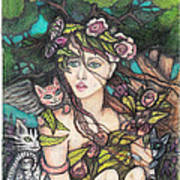 Nancy Jo Heart Of Gold Poster
