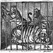 Nast: Tweed Cartoon, 1871 Poster
