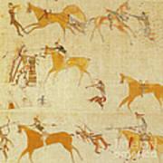 Native American Art Poster
