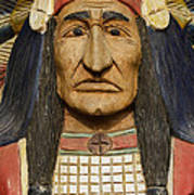 Native Chief Poster