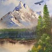 Nature's Wonders Poster by Crispin  Delgado