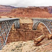 Navajo Bridge In Arizona Poster