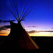 Navajo Night Poster