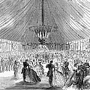 Naval Festival, 1865 Poster