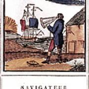 Navigator, 19th Century Poster