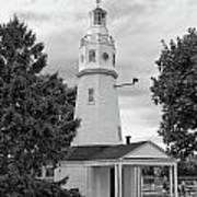 Neenah Lighthouse  8390 Poster