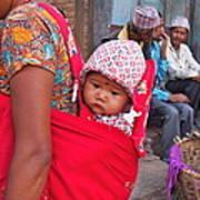 Nepali Baby Poster