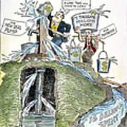 New Deal: Prime Pump Poster