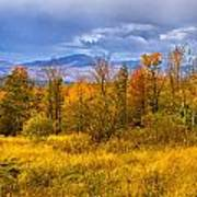 New Hampshire Fall Color Part Deux Poster