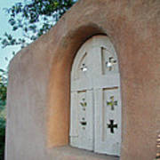 New Mexico Series - Adobe Arch Poster