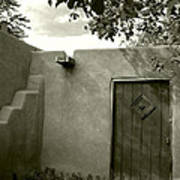 New Mexico Series - Doorway Iv Poster