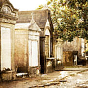 New Orleans Lafayette Cemetery No.1 Poster