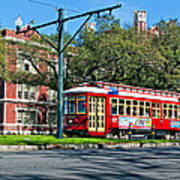 New Orleans Streetcar 2 Poster
