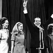 New President-elect Richard Nixon Poster by Everett