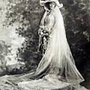 New York: Bride, 1920 Poster