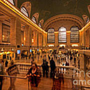 New York Grand Central Poster