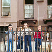 New York Kids 1975 Poster